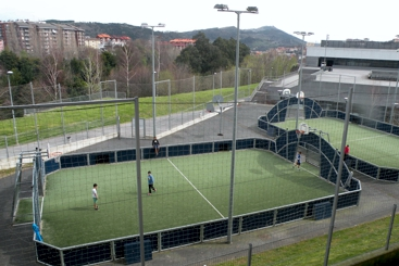 Pistas Recreativas - Intxaurrondo