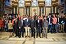 Kultur sistema publikoak landuko du Donostia 2016k ereindako ondarea